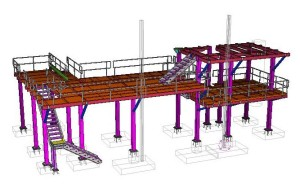 Dover 3D Model
